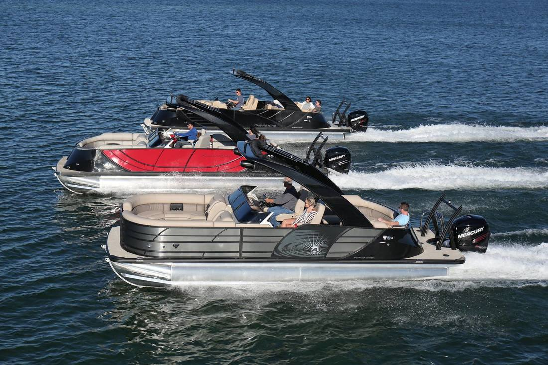 The Who's Who Of Pontoon Boat Manufacturers & Builders